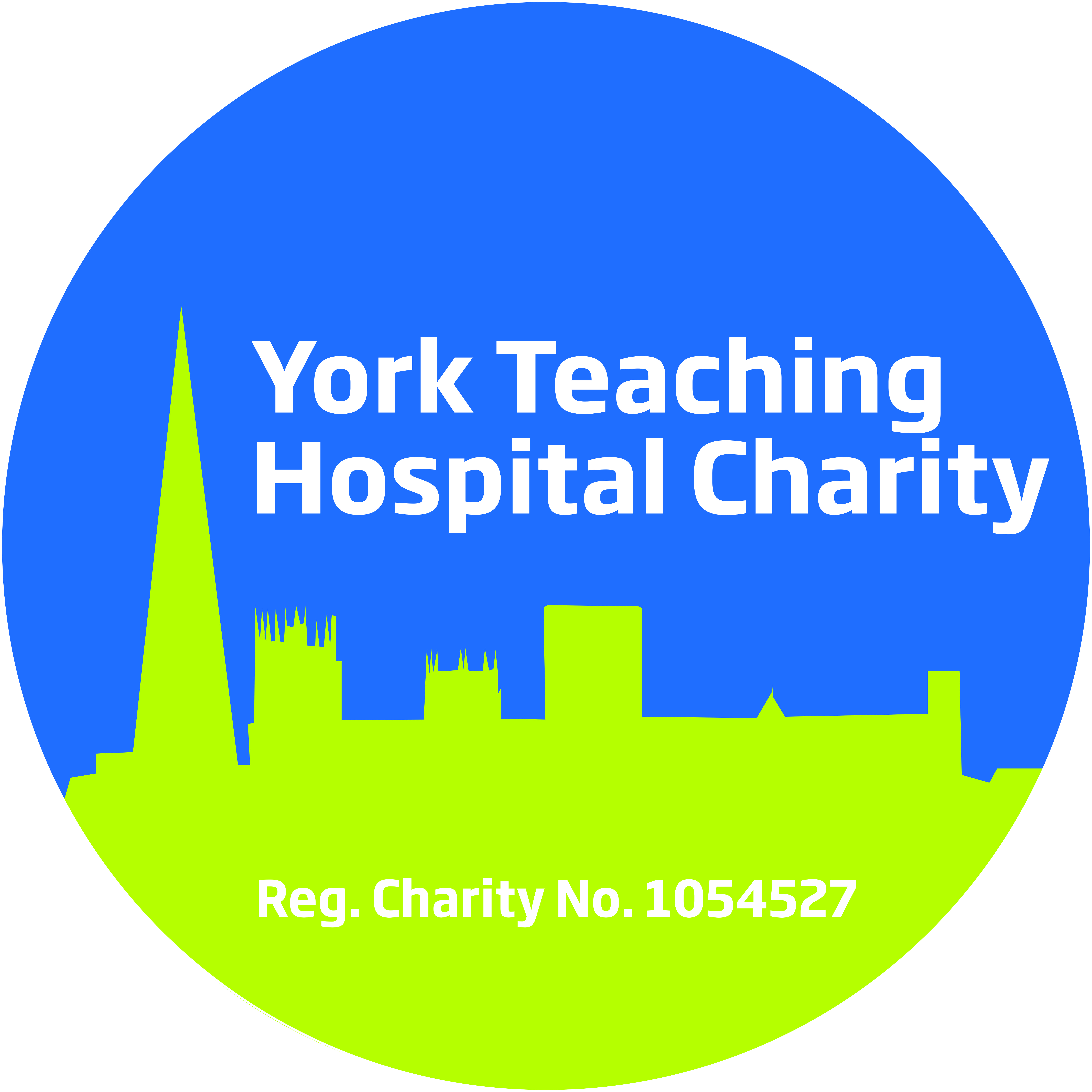 York Teaching Hospital Charity Logo