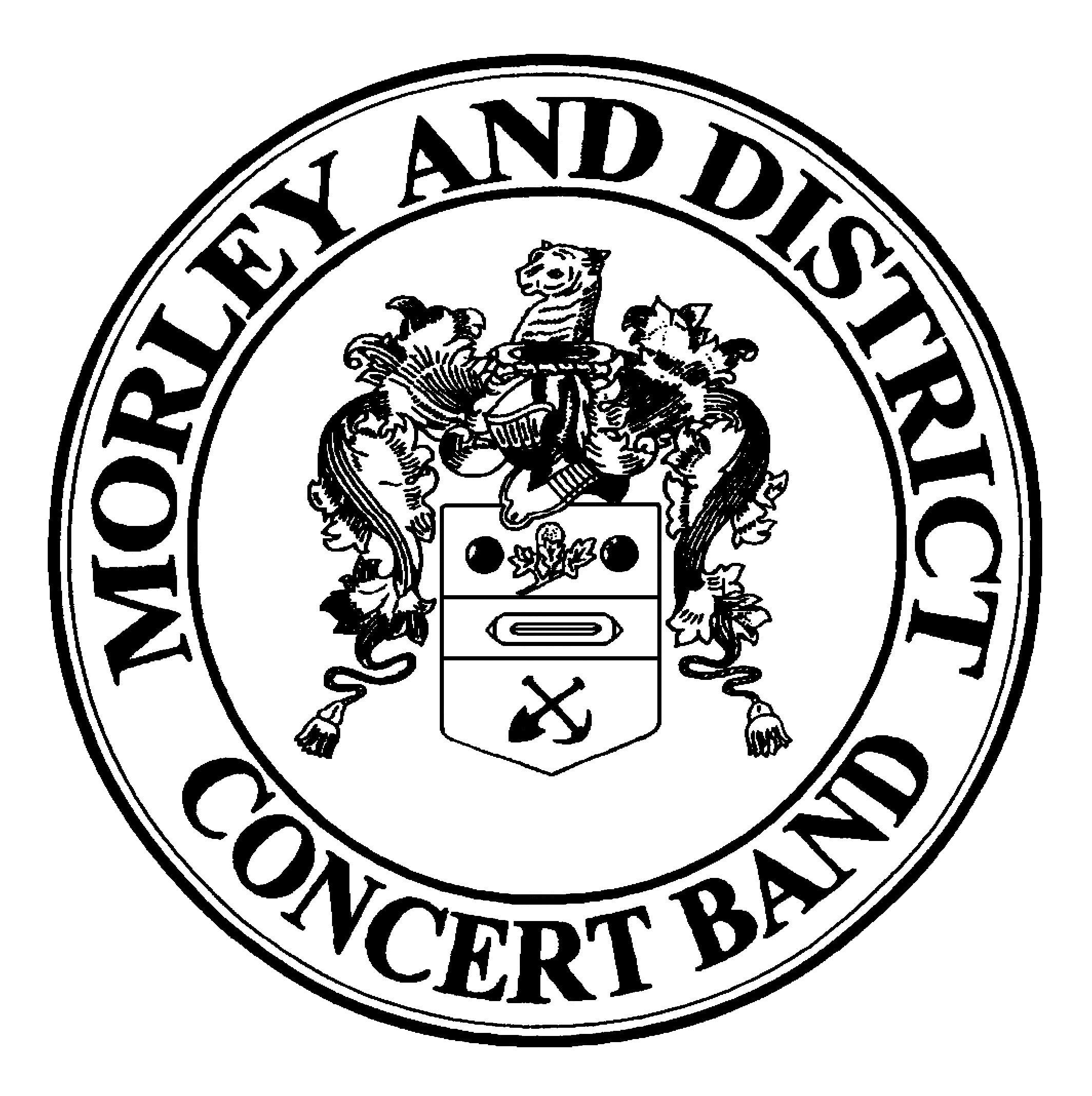 Morley & District Concert Band Logo