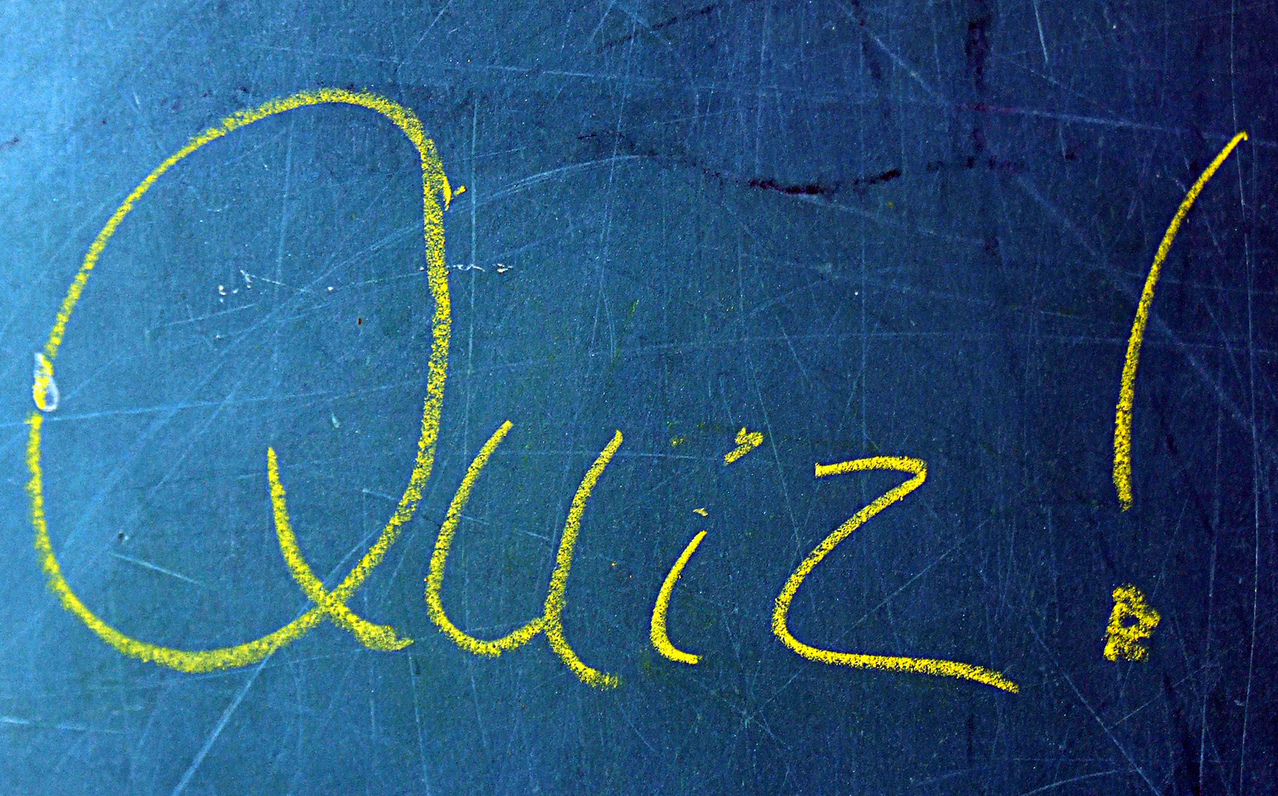 Monthly Virtual Quiz - Dove House Hospice Image